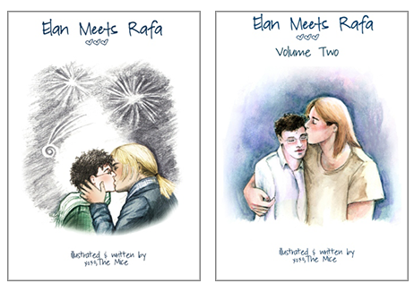 EMR VOLS 1 and 2 COVERS